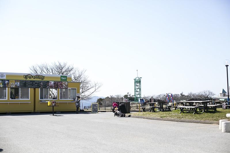Walking around Mother Farm in Chiba