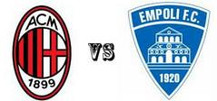 Prediksi Skor AC Milan Vs Empoli 30 Agustus 2015