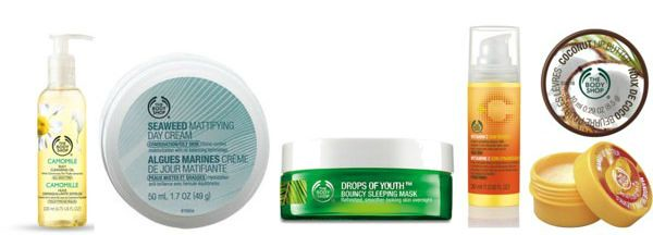 Ten Must-Try Products From The Body Shop2