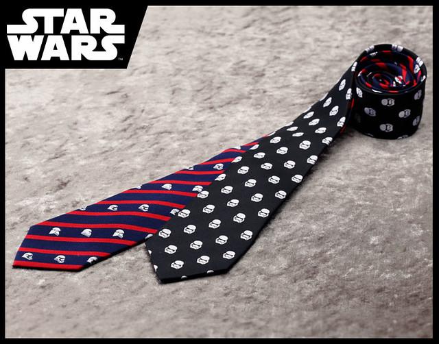 壽屋【星際大戰。原力領帶】決定每天都要穿西裝上班!握拳!