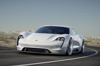 2016 Porsche Mission E