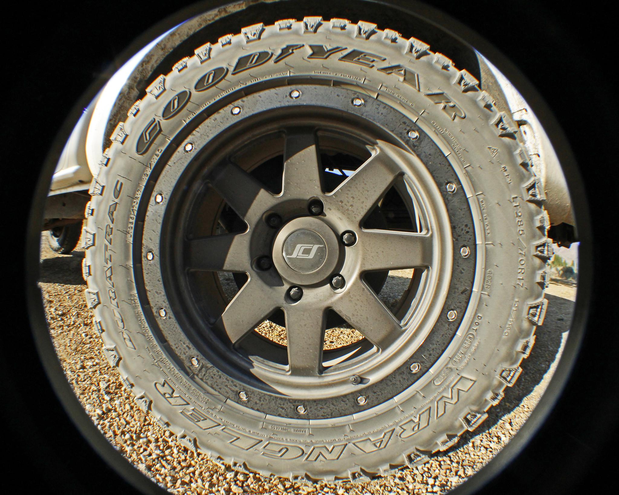 Tundra Trd Pro >> SCS SR8 wheels 16x8 & 17x8.5   Page 25   Tacoma World