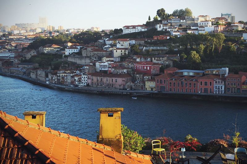 View across the river | Porto