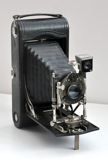 No. 3A Autographic Kodak Camera