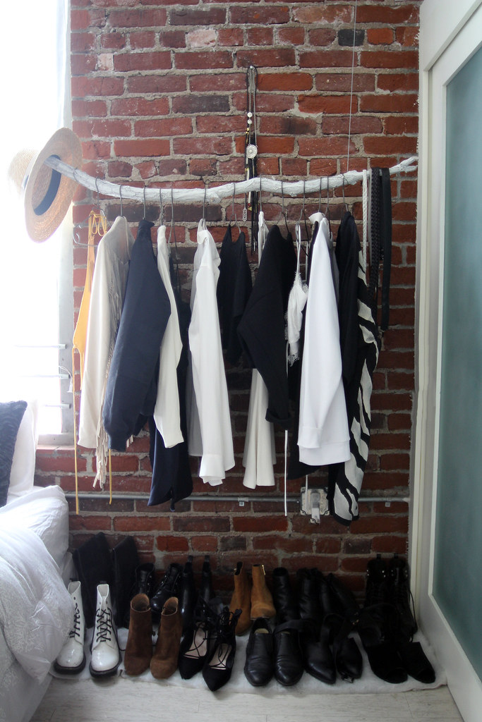 Urban Outfitters Home 4040 Locust DIY Hanging Branch Clothing Rack