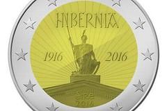 Ireland 2016 2€ Bimetallic coin