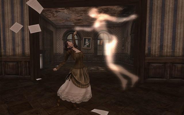 ghost dancing...