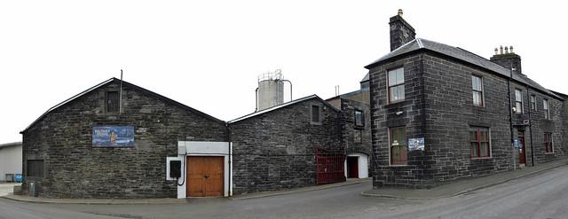 Old Pulteney Distillery Visitor Centre