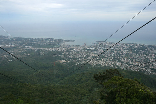 Cable car - Mount Isabel - Puerto Plata