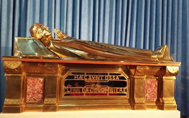 St. Claude-relics