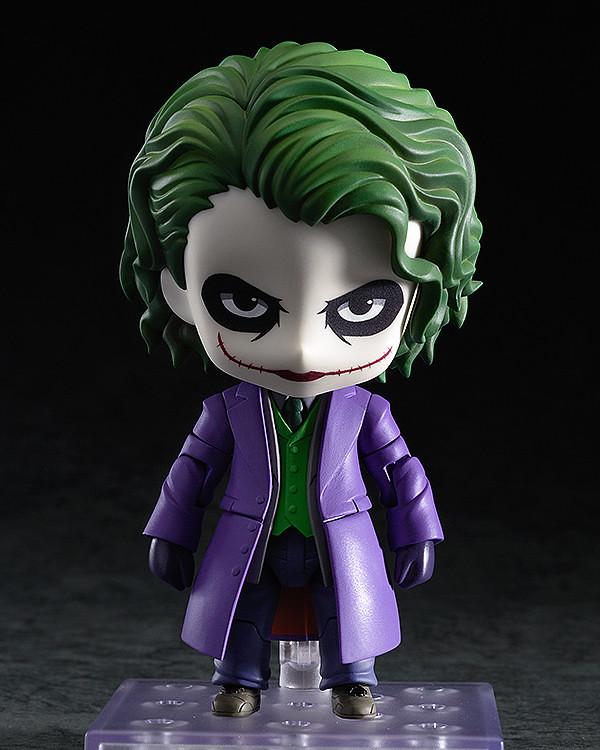狂氣登場!黏土人《蝙蝠俠:黑暗騎士》小丑