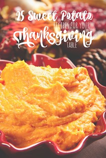 25 Sweet Potato Recipes for your Thanksgiving Table