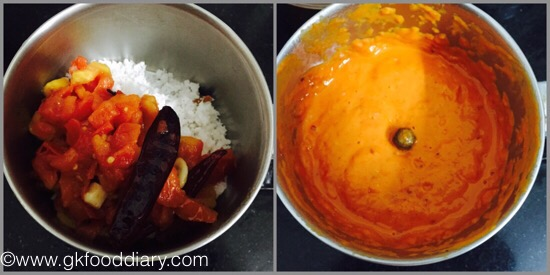 Tomato Dosa for Babies, Toddlers and Kids - step 2