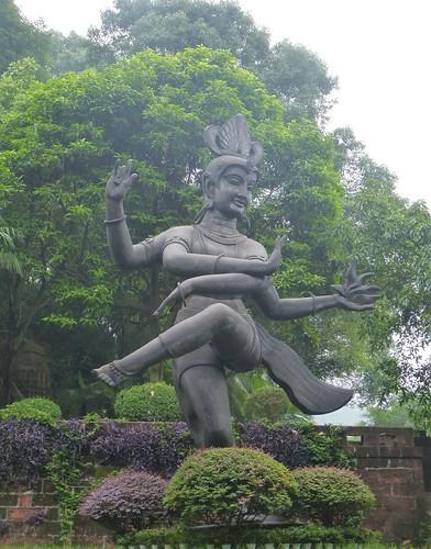 CH-Leshan-Bouddha oriental (11)