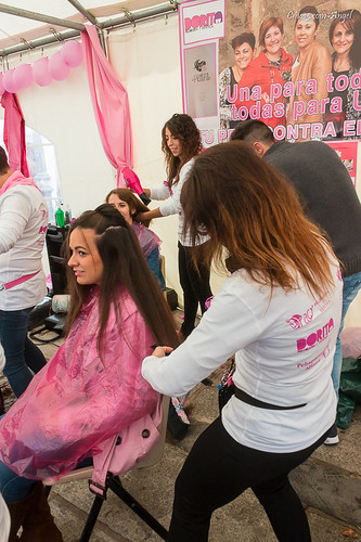 Tu pelo contra el Cancer 2015