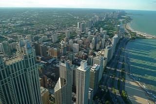 Chicago - 360 Chicago north view