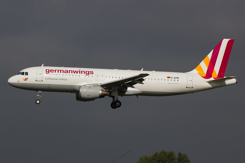 Germanwings - A320 - D-AIPW (1)