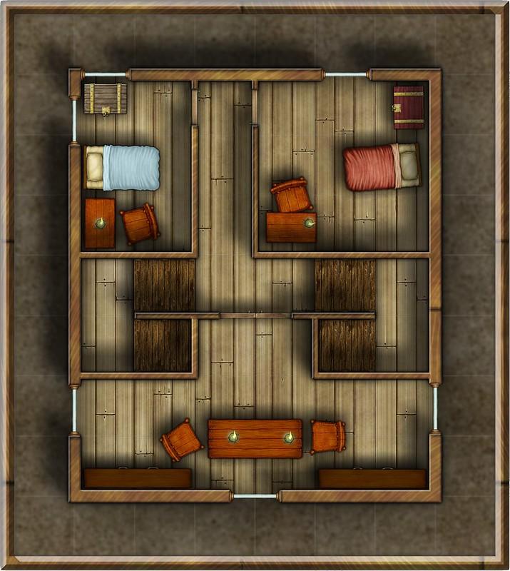 Foxglove Townhouse Second Floor