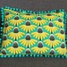 Pretty Potent cushion by PatchworknPlay