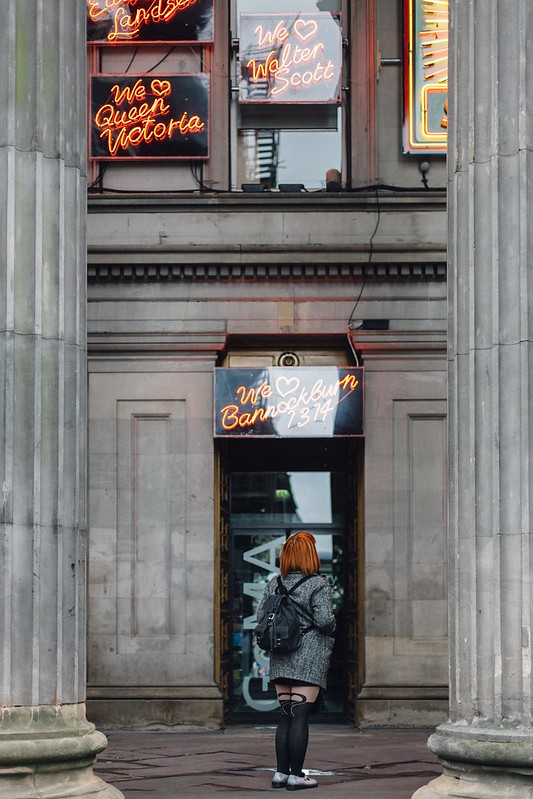 GOMA Glasgow
