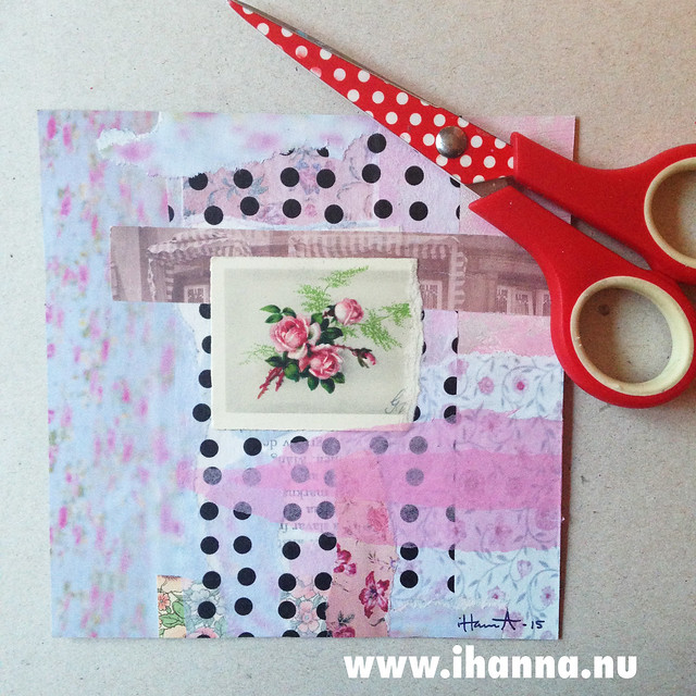 Collage Shabby Chic Style by iHanna