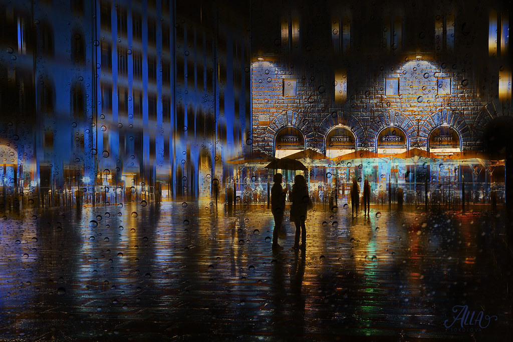 Florence nocturne