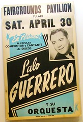 """LA Plaza Museum - Lalo Guerrero - """"he could eat 12 tacos when was only 3"""""""