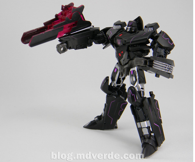 Transformers Megatronus Deluxe - Generations - modo robot
