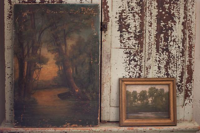 Earthy Paintings