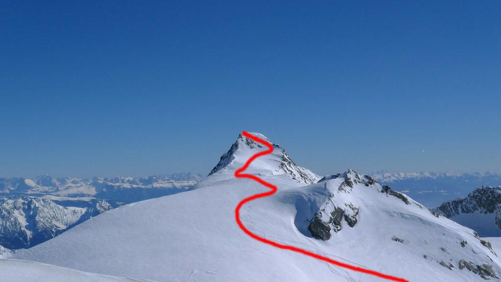 Hinterer Seelenkogel Ötztaler Alpen / Alpi Venoste Österreich foto 03