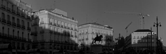 Plaza Puerta de Sol, Madrid (2015)