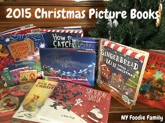 Christmas Picture Books 2015