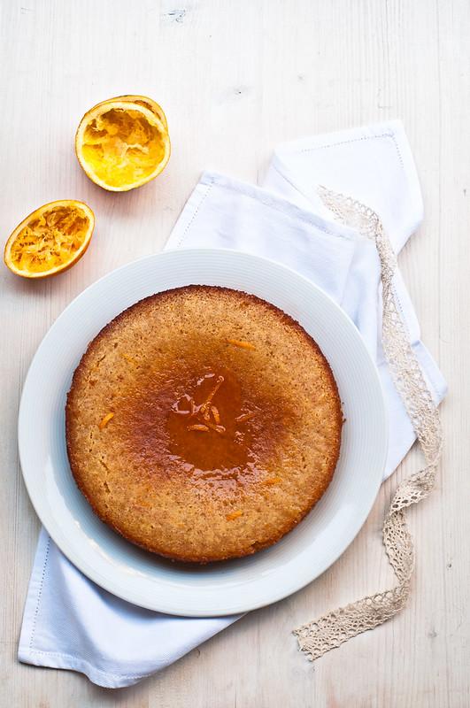 Torta all'arancia perfetta