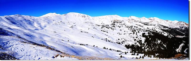 Loveland Pass West