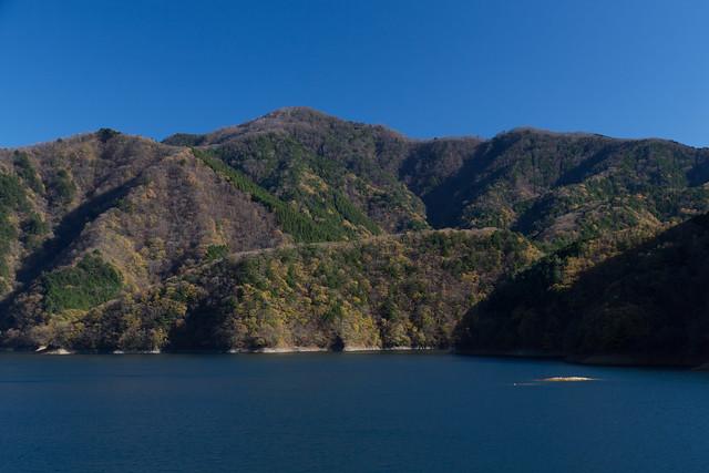 奥多摩湖 #tokyo島旅山旅