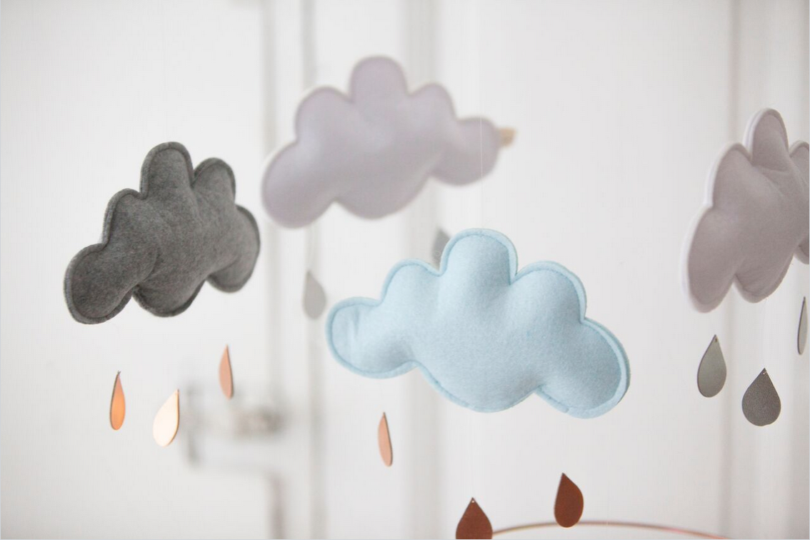 Kleines Karusell - cloud mobile