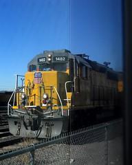 UP GP40M-2 1482