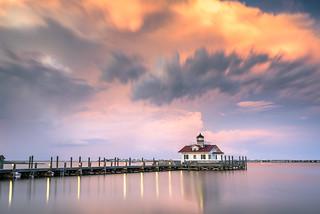 Roanoke Marshes Lighthouse - Manteo, NC