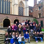 Year 9 Most Able Trip to Cambridge