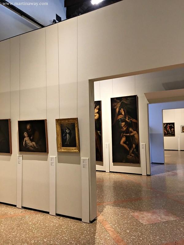 La Pinacoteca di Castello Sforzesco