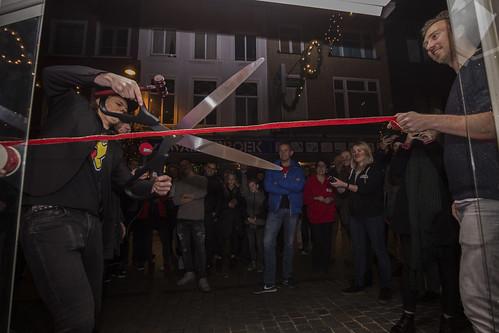 De Niet-In-De-Winkel-Te-Koop-Winkel is geopend!