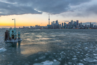 Toronto by the shore