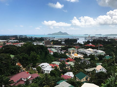 Seychellen - Paradise - Mahe Hauptstadt - Victoria