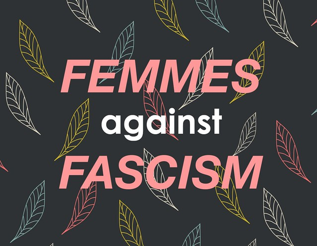 Femmes Against Fascism - Main Image, Leaves