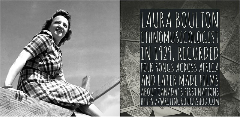 LAURA BOULTON #100travelHERS