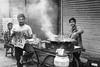 Street Restaurant at Chandni Chowk