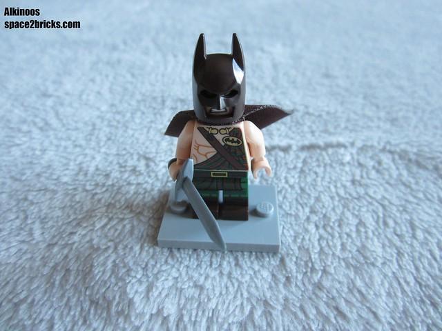 Lego tartan Batman p5