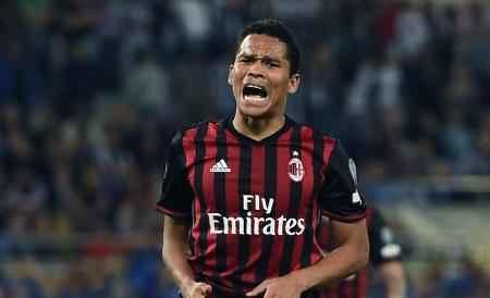 La storia tra Carlos Bacca e il Milan proseguirà fino a fine stagione: no al Tianjin