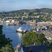 Oban from above by RIch-ART In PIXELS