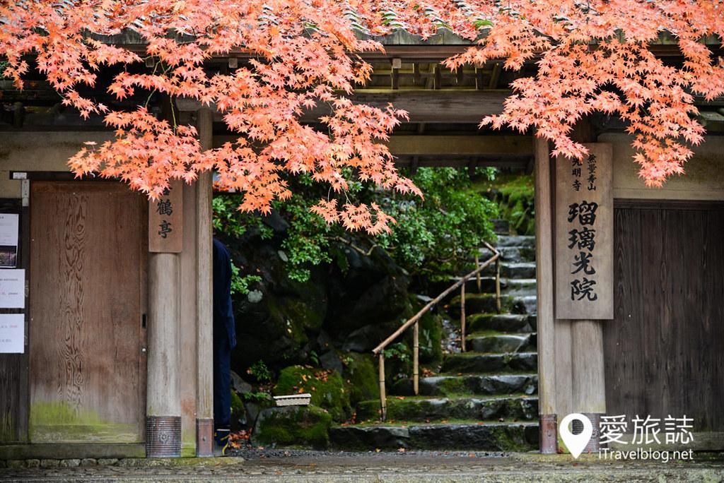 京都賞楓景點 琉璃光院 23